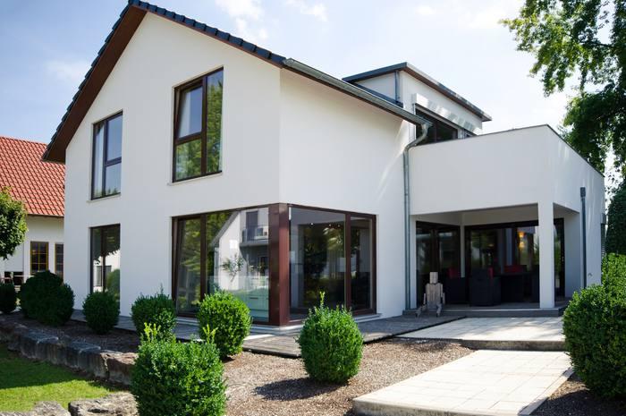 Haus / Immobilie als Sicherheit