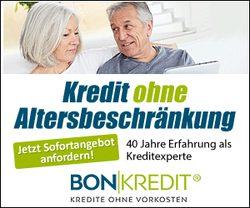 BonKredit für rentner