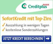 creditplus für Rentner bis 80