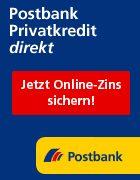 Postbank Kredit Spitze