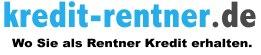 Logo kredit-rentner.de Kredite für Rentner und Senioren